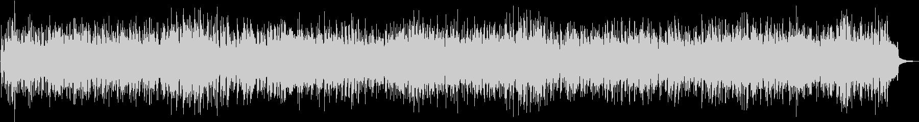 カントリーバイオリン明るいレトロジャズの未再生の波形