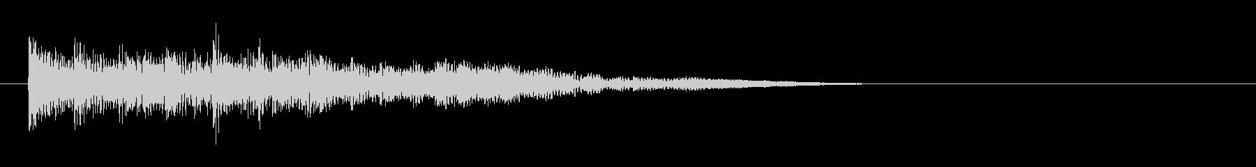 ドラム、トム、タイプC-低、ステレ...の未再生の波形