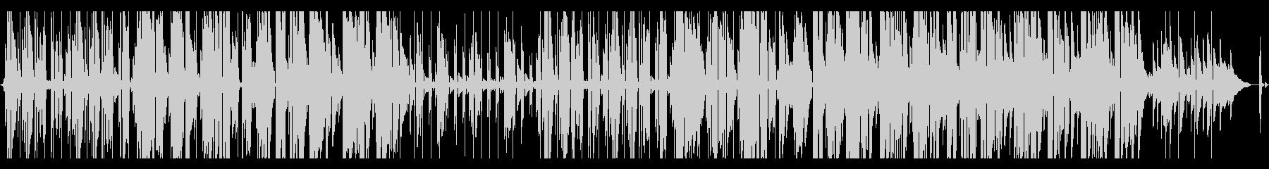 切ない弾き語りバラードの未再生の波形