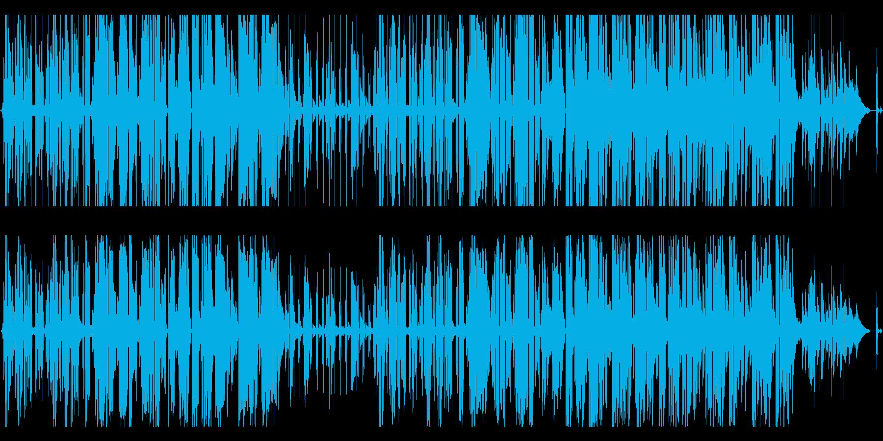 切ない弾き語りバラードの再生済みの波形