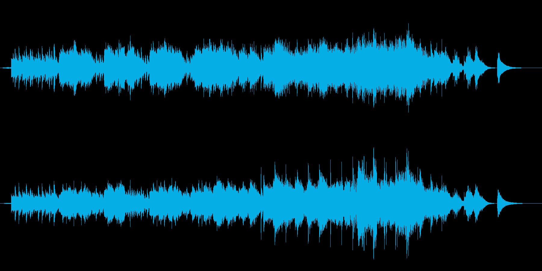 RPG:ダンジョン用BGM7の再生済みの波形