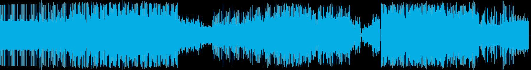 電子。コンポーネントが改訂されまし...の再生済みの波形