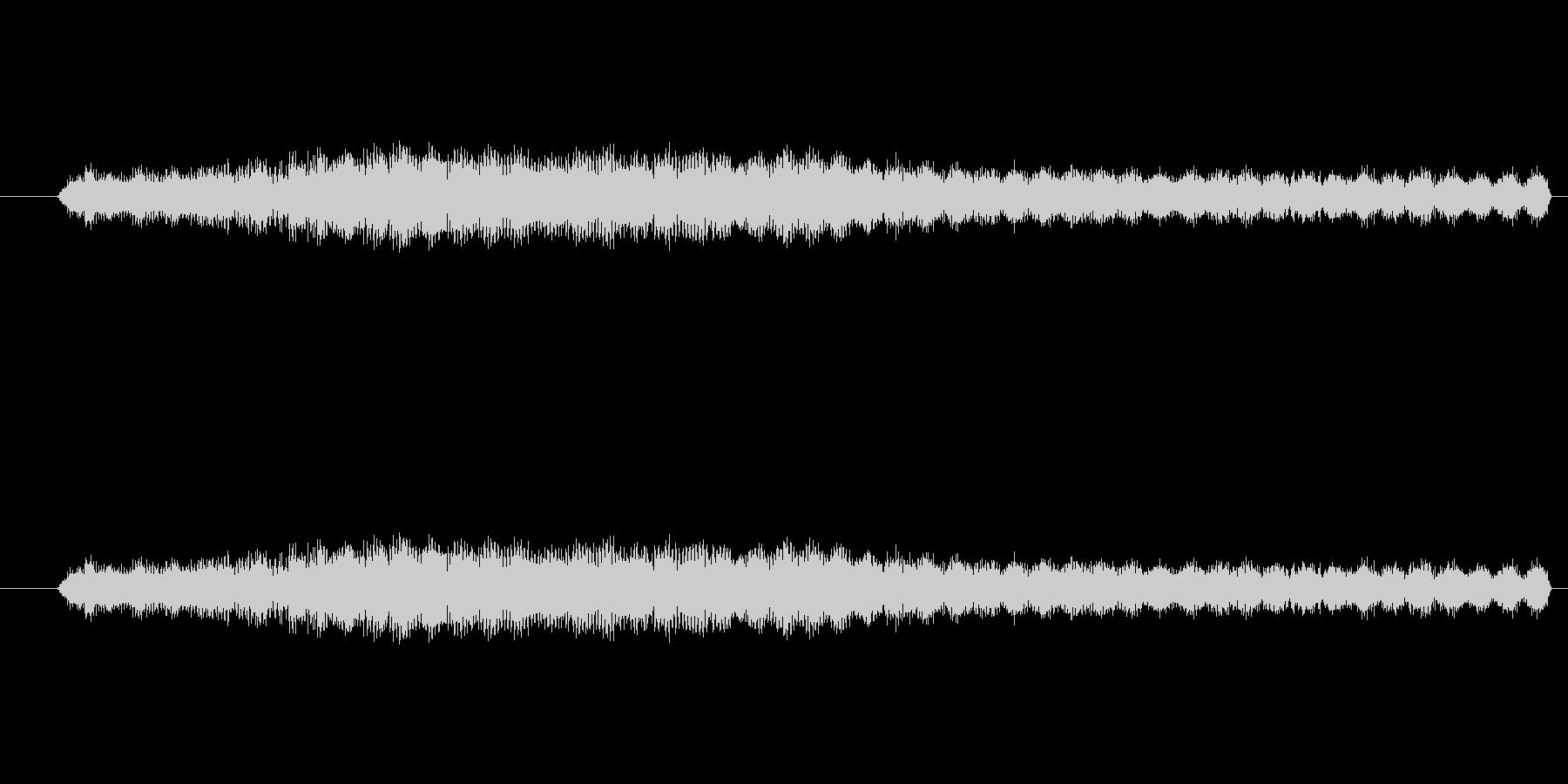 特撮 インターフェース計算06の未再生の波形