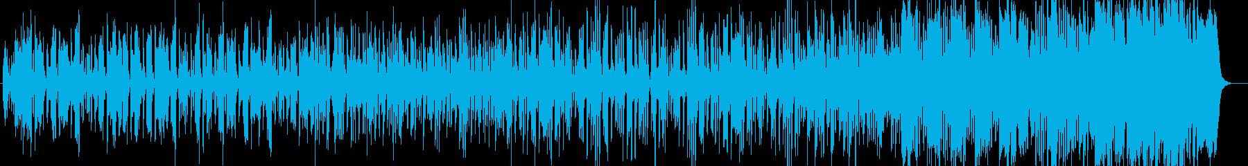 不思議の国バイオリンクラッシックサウンドの再生済みの波形