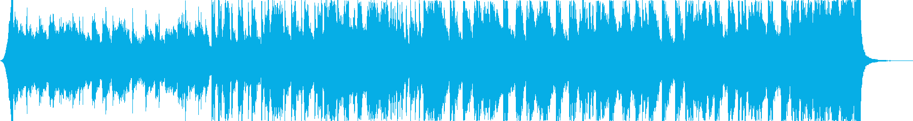 おしゃれ軽快華やかディスコネオソウルcの再生済みの波形