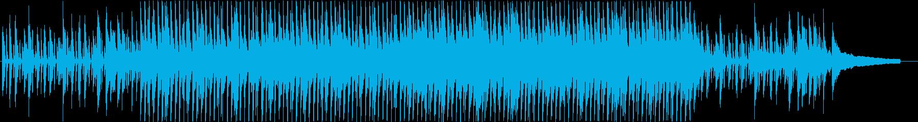 ポップでハッピーなカントリー♪の再生済みの波形