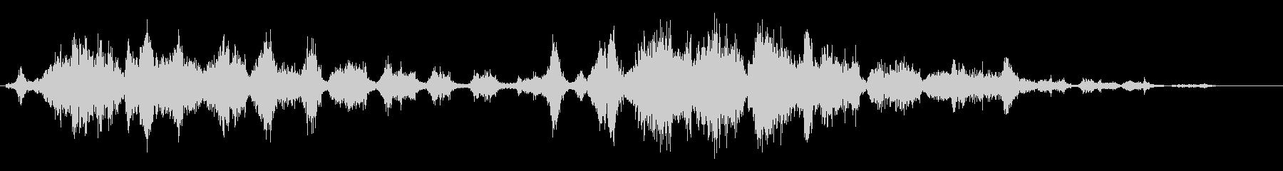 スモールスタジオオーディエンス:中...の未再生の波形