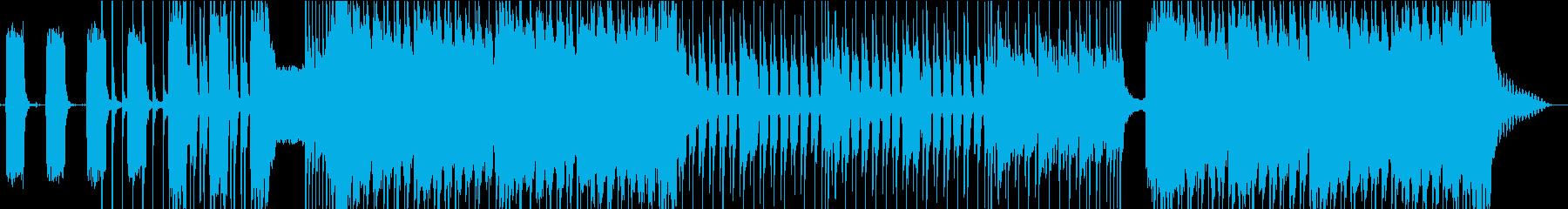 ブルース ドラマチック 野生 エレ...の再生済みの波形