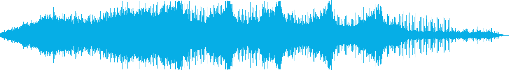 ガムラン系ヒーリング系BGMですの再生済みの波形