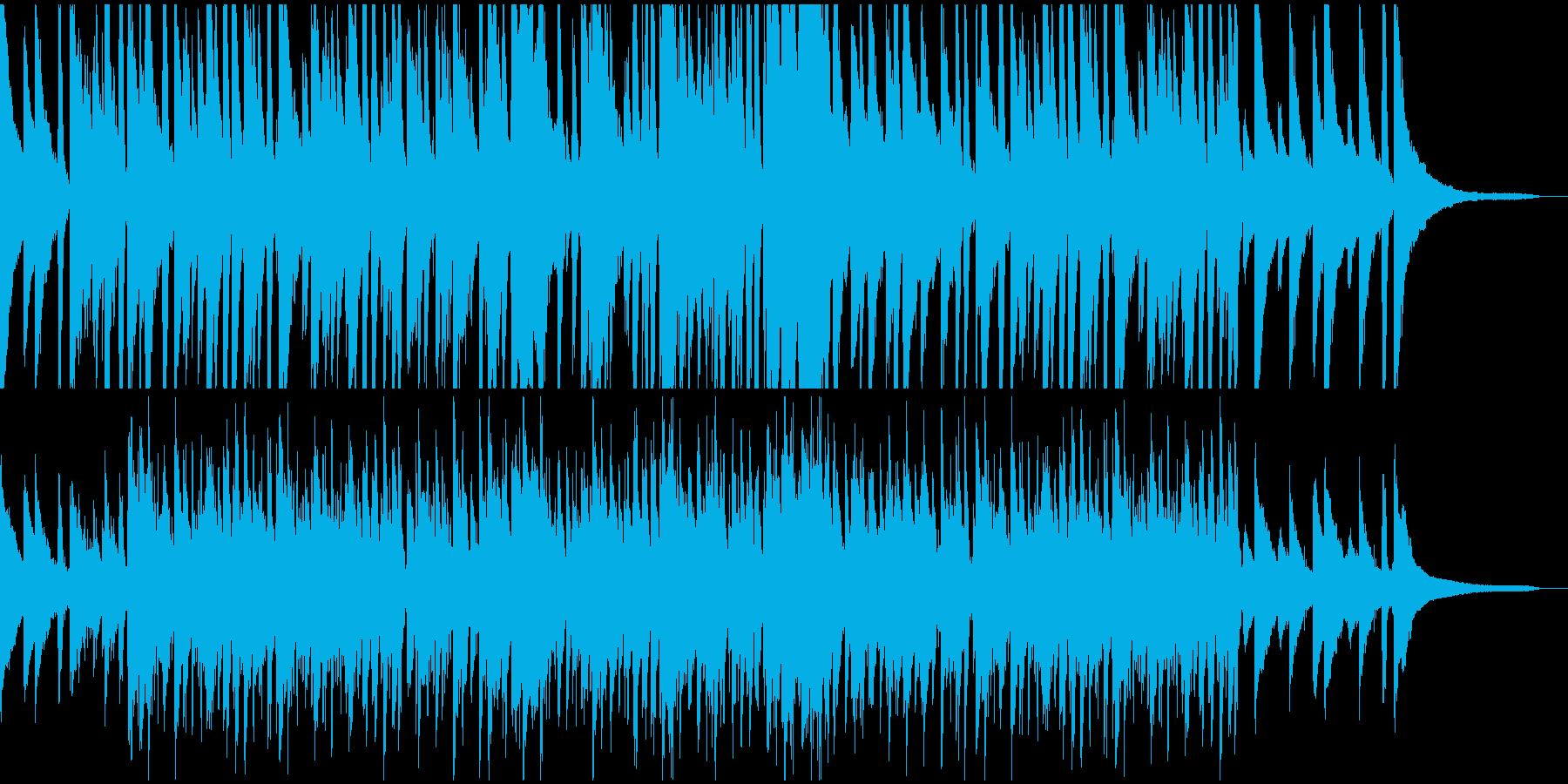 コーヒーに合う♪オシャレなジャズピアノの再生済みの波形