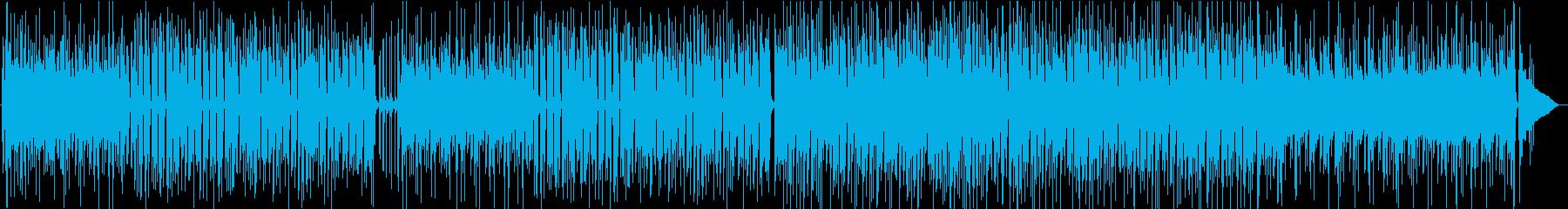 爽やかなピアノとウクレレ!!/ドラム抜きの再生済みの波形