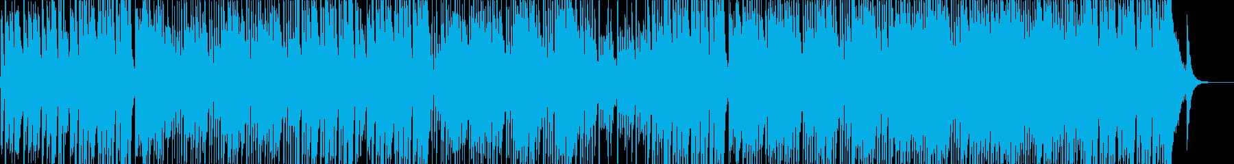 ブルース ポジティブ 明るい レト...の再生済みの波形