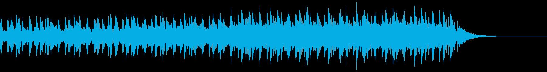 CM映像:近未来的高速ビート30secの再生済みの波形