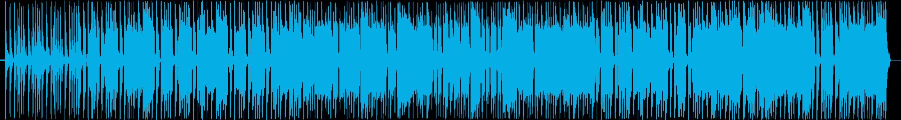 オルタナティブロックインスト。エッ...の再生済みの波形