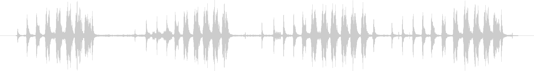 ブライトランテッドアッティラ:呼び...の未再生の波形