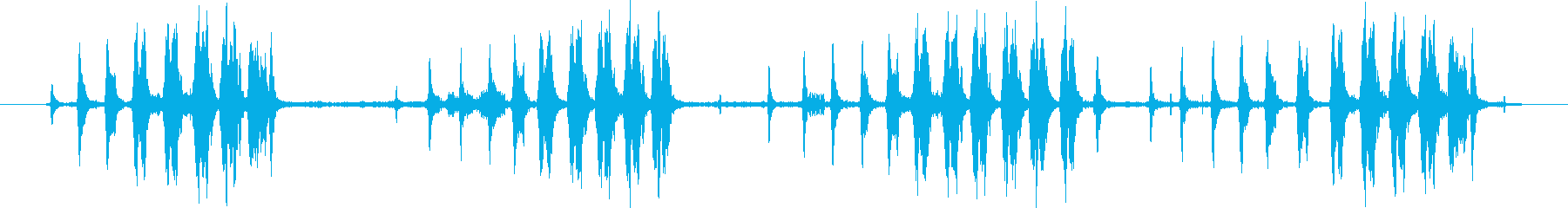 ブライトランテッドアッティラ:呼び...の再生済みの波形