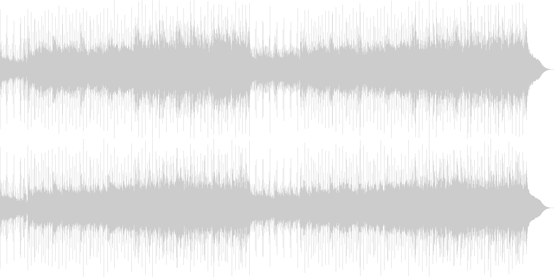 明るく爽やかなオーケストラポップ-09の未再生の波形