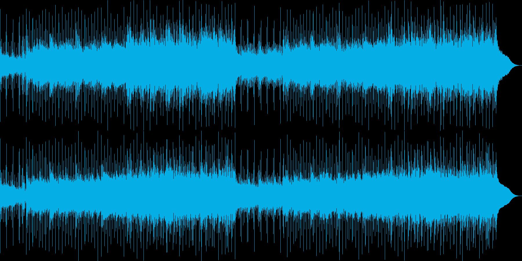 明るく爽やかなオーケストラポップ-09の再生済みの波形