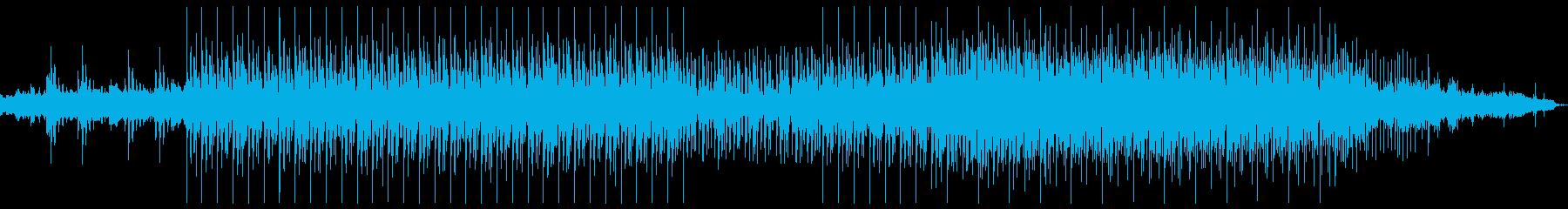 ラウンジ、テクノロジー。不可能な使...の再生済みの波形