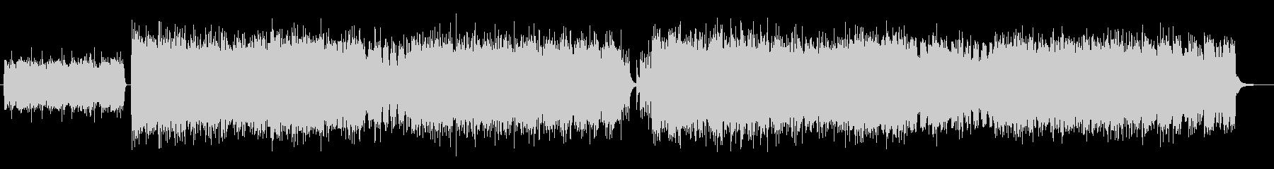 HEAVY・DARK・DEATH 290の未再生の波形