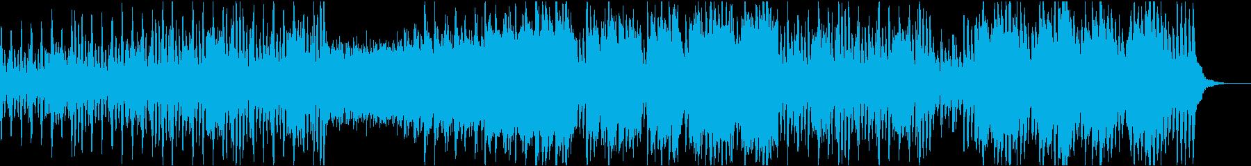 中世ヨーロッパなクラシックの再生済みの波形