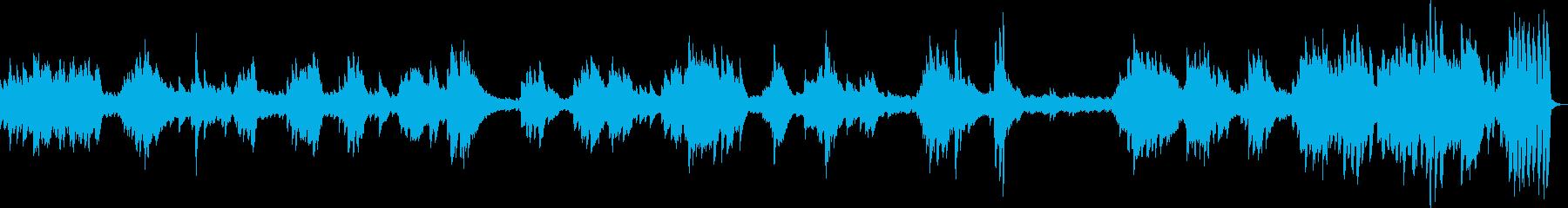 焦り・ピアノソロ・避難・不安・緊迫・恐怖の再生済みの波形
