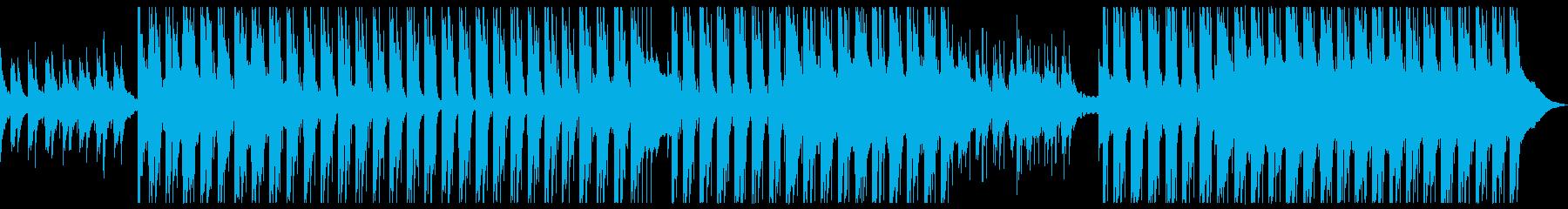 CM企業VP・生アコギ♪カントリーPOPの再生済みの波形