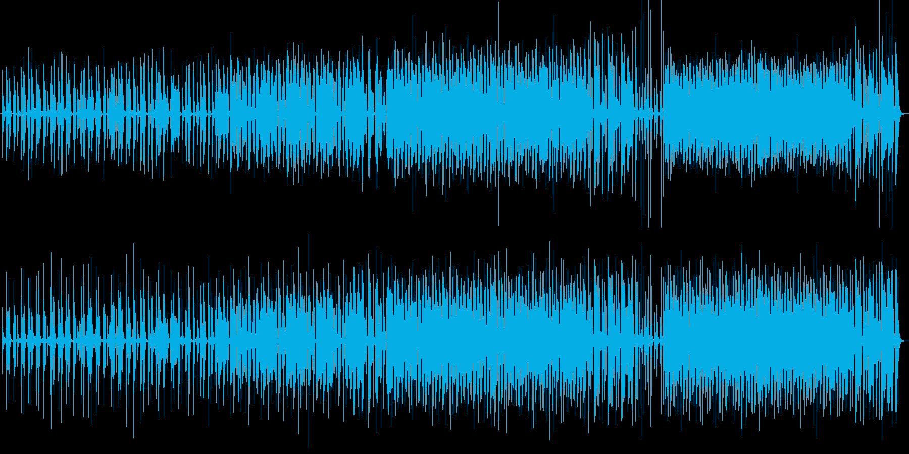 おとぼけ ギャグ まぬけ 楽しい BGMの再生済みの波形