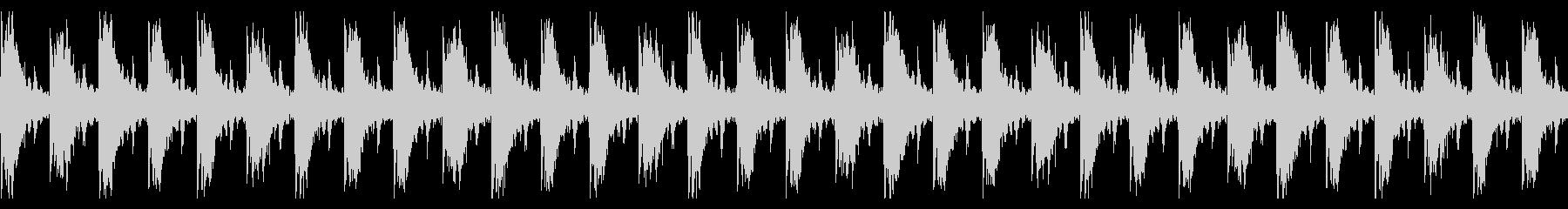 ピタゴラスイッチ風のBGM《鼓笛隊》の未再生の波形