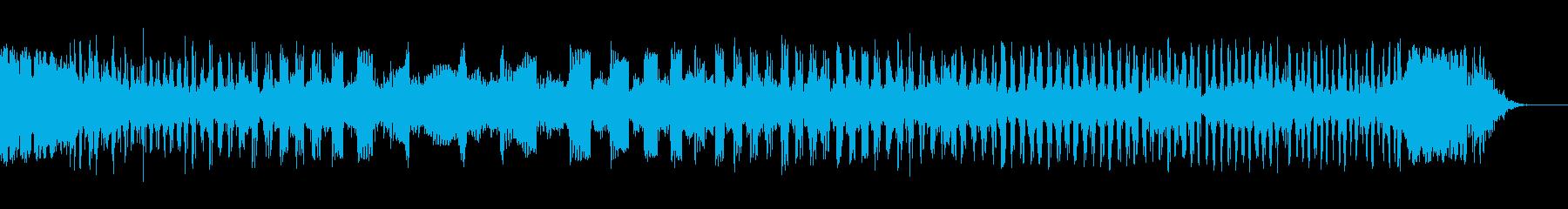モーター過負荷の解消の再生済みの波形