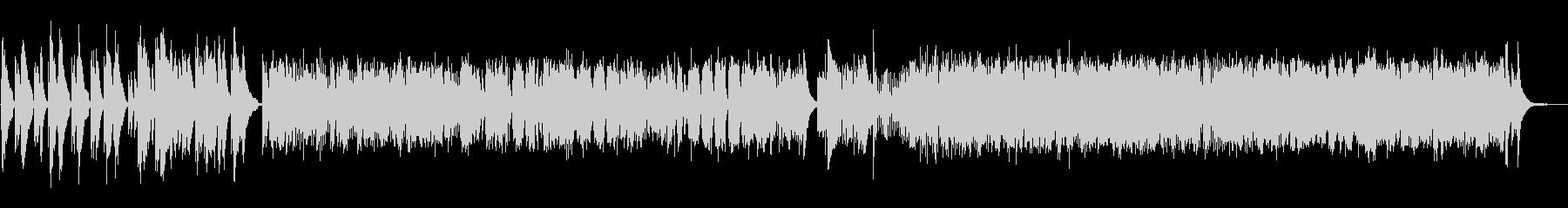 劇的な哀愁のチェンバロ バロック・高音質の未再生の波形
