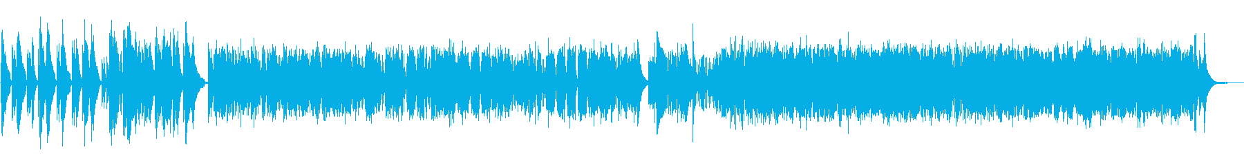 劇的な哀愁のチェンバロ バロック・高音質の再生済みの波形