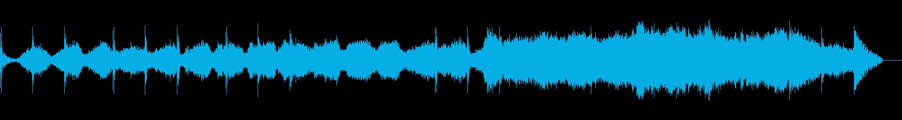 映画オーケストラ。壮大なインスピレ...の再生済みの波形