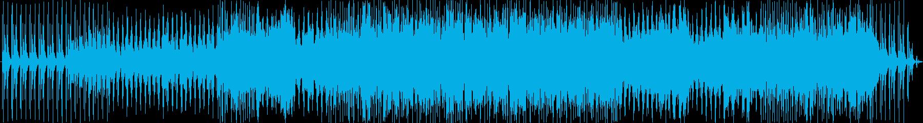 Deja Vuの再生済みの波形