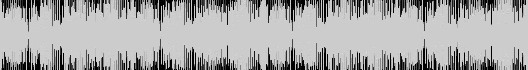 変わらない日常(テクノポップループ)の未再生の波形