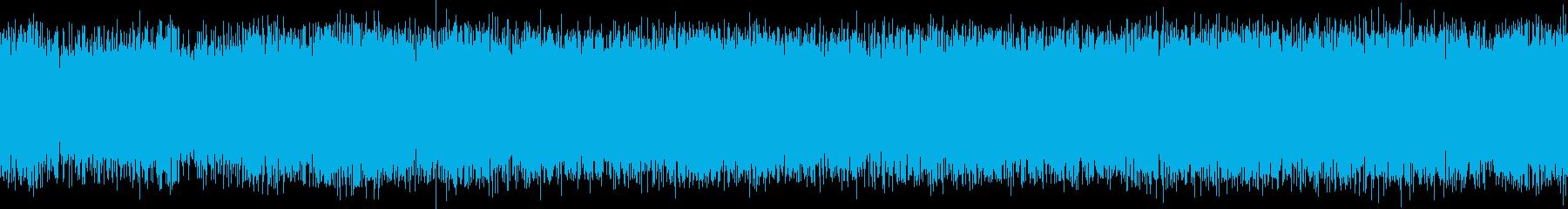 列車の走行音(IC)ドイツの再生済みの波形