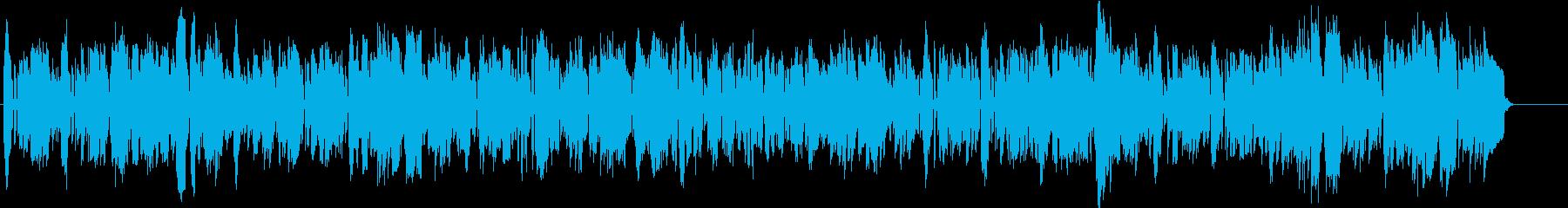 木管楽器メインのさわやかで明るいポップスの再生済みの波形