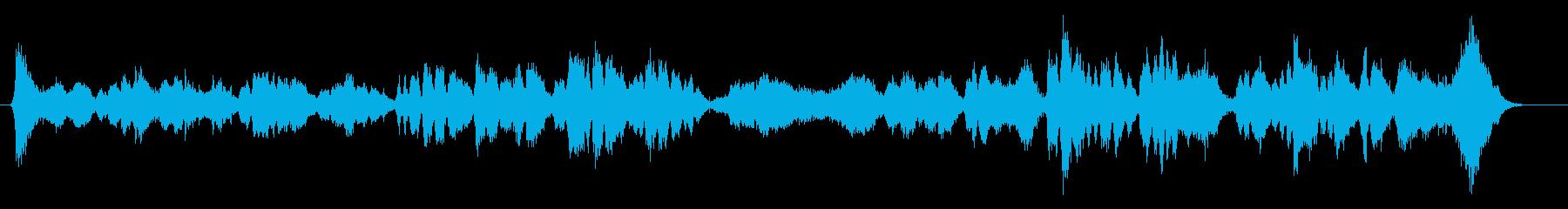 音楽アメリカ国歌バンド群衆-音楽ア...の再生済みの波形