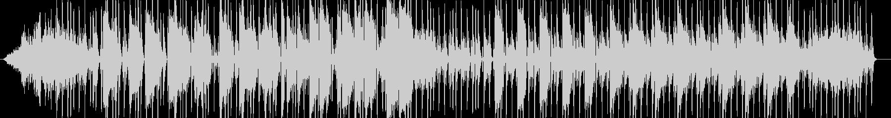 ピアノフォルテの雰囲気。テンション...の未再生の波形