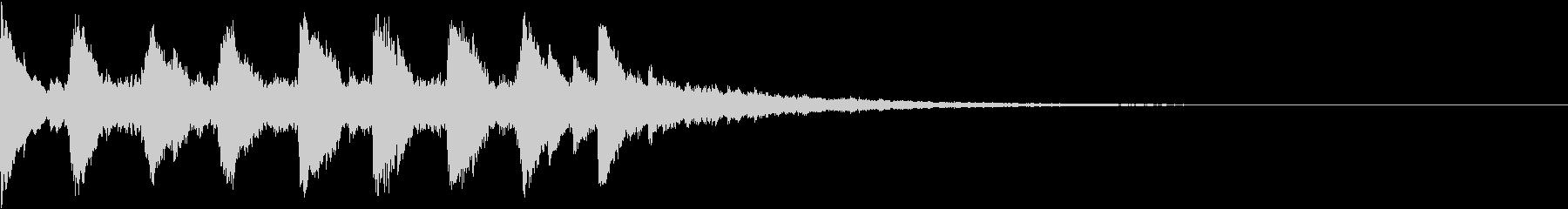 オープニング56の未再生の波形
