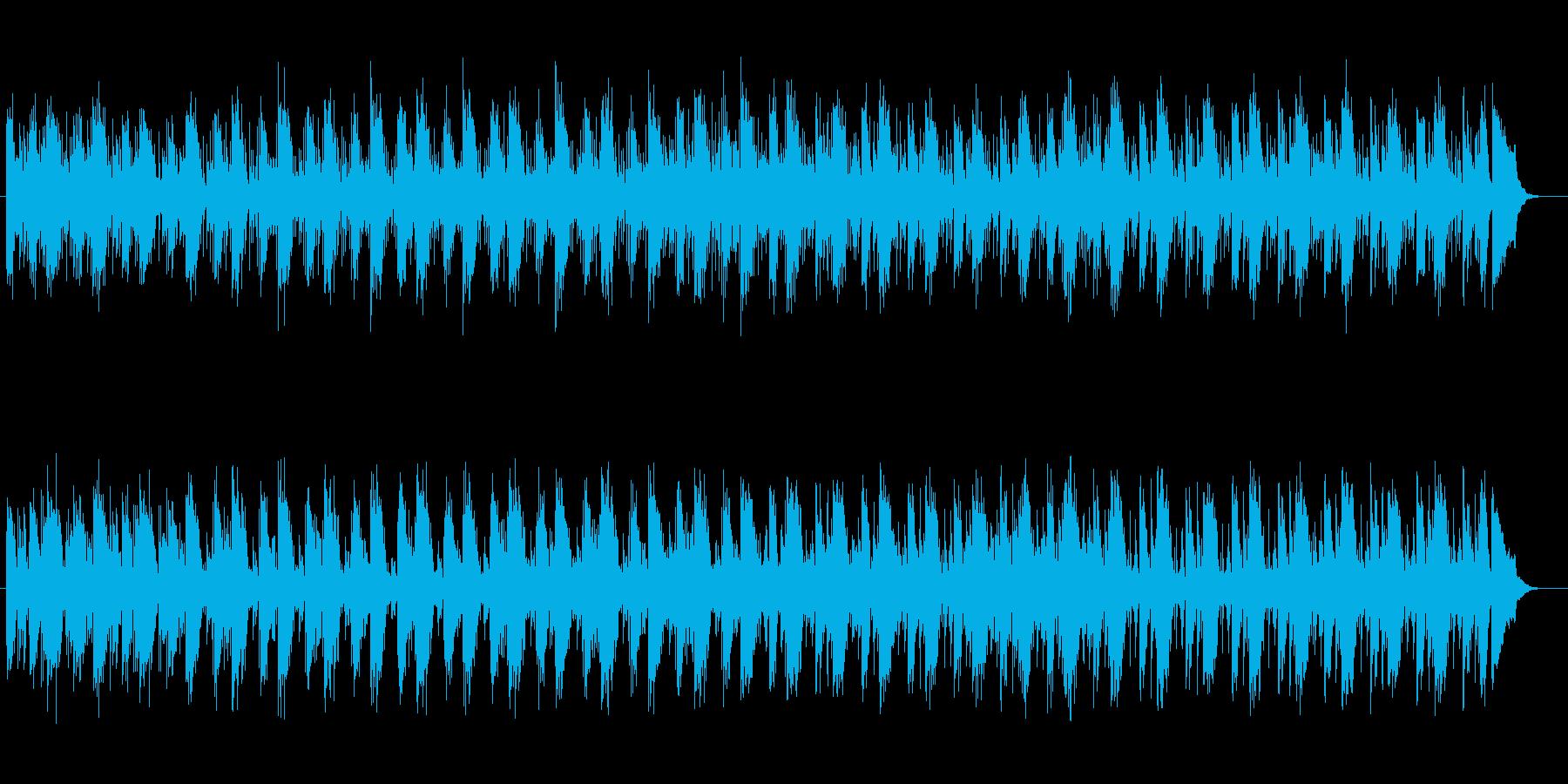 幻想的でメローなスピリチュアルサウンドの再生済みの波形