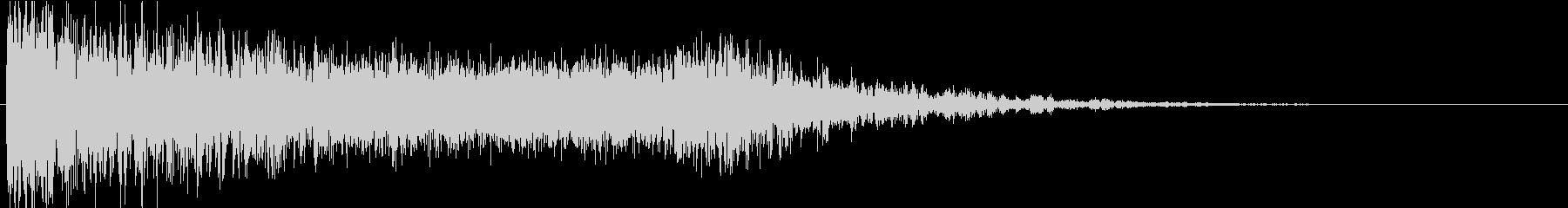 シネマトレーラー1INTRO_Sの未再生の波形