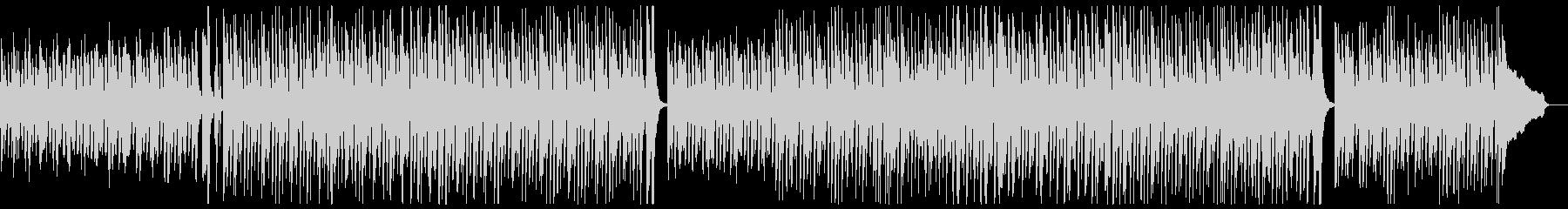 ポップピアノレクリエーション:高音弦無の未再生の波形