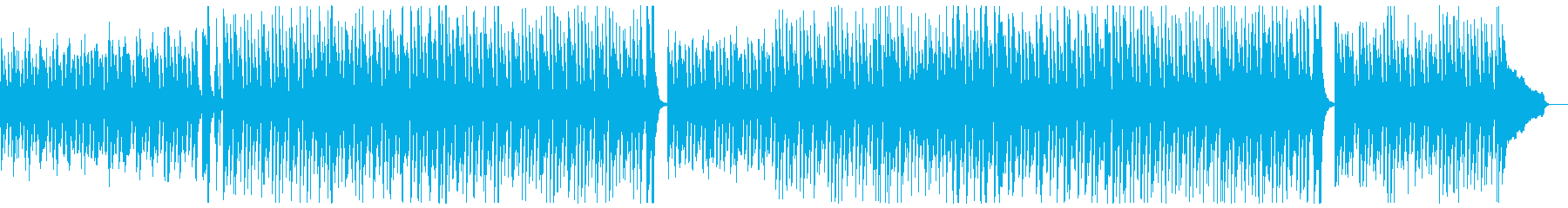 ポップピアノレクリエーション:高音弦無の再生済みの波形