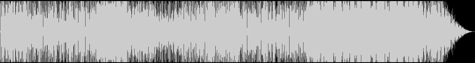 サックスメロディーのかっこいいファンク の未再生の波形
