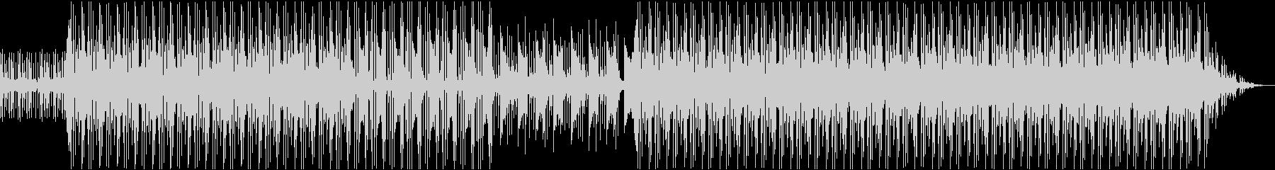 Lo-Fi analog Guitarの未再生の波形