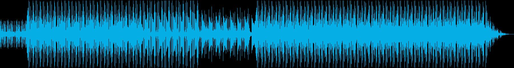 Lo-Fi analog Guitarの再生済みの波形