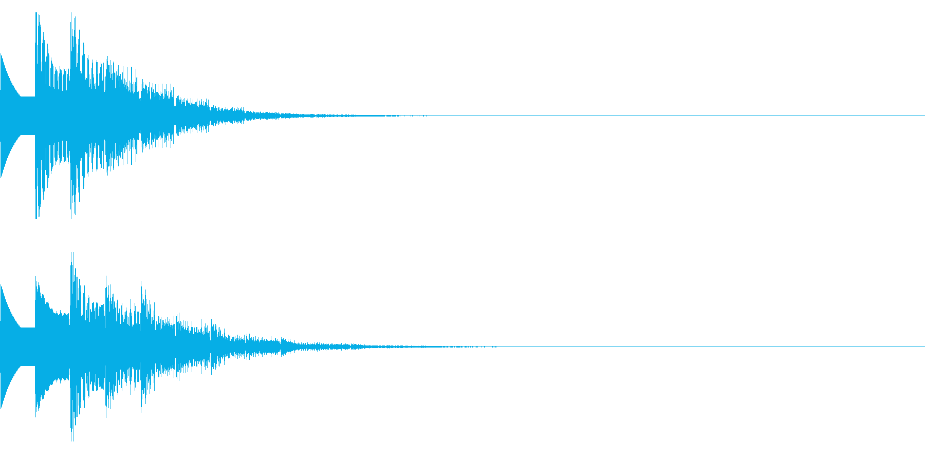 ピコポン(獲得クリア/レベルアップ/FCの再生済みの波形