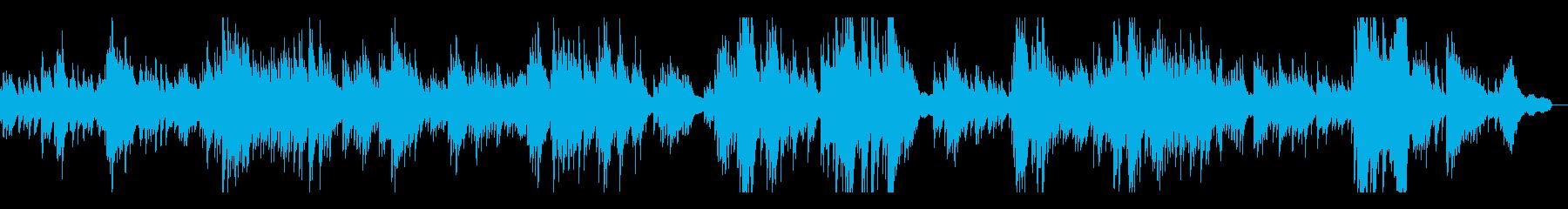 大切な思い出~温かく少し切ないピアノソロの再生済みの波形