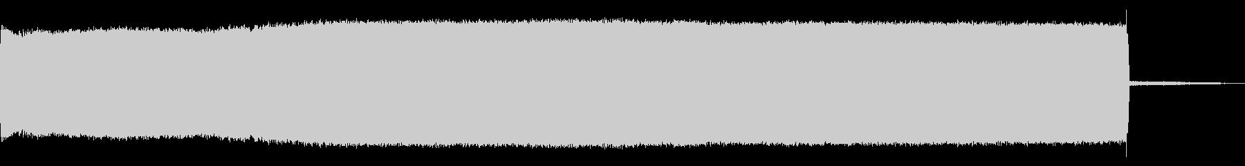 小型電動コンプレッサー:始動、運転...の未再生の波形